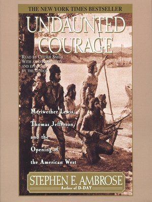 cover image of Undaunted Courage