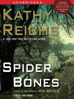 cover image of Spider Bones