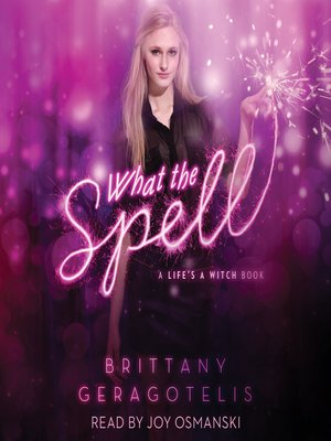 cover image of What the Spell