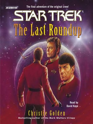 cover image of The Last Roundup