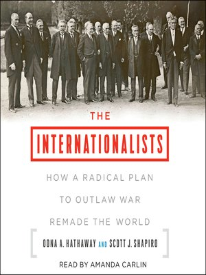 cover image of The Internationalists