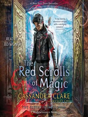 cover image of The Red Scrolls of Magic
