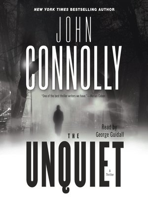cover image of The Unquiet