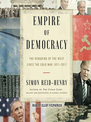 cover image of Empire of Democracy