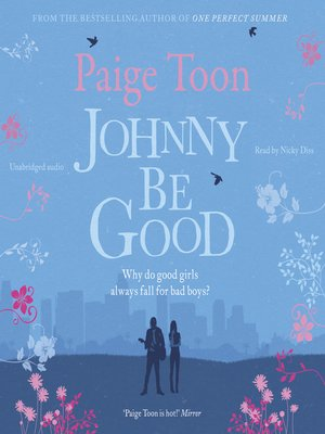 cover image of Johnny Be Good