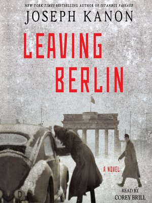 cover image of Leaving Berlin