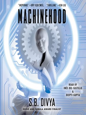 cover image of Machinehood