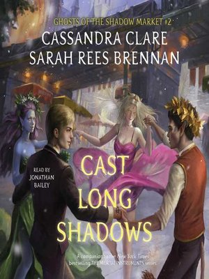 cover image of Cast Long Shadows