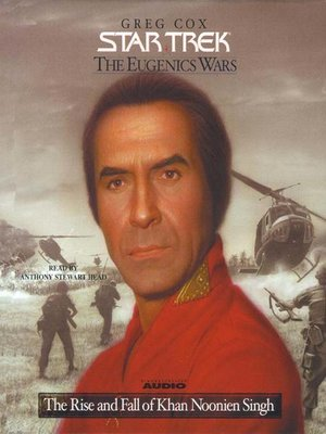 cover image of The Eugenics Wars, Volume One