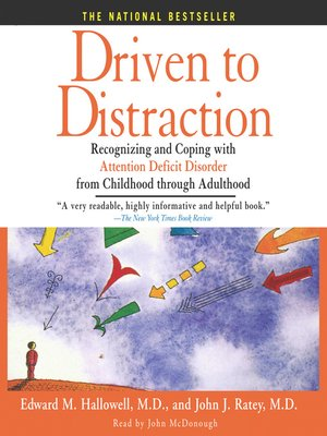 cover image of Driven to Distraction