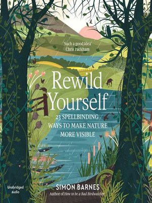 cover image of Rewild Yourself