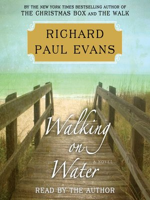cover image of Walking on Water