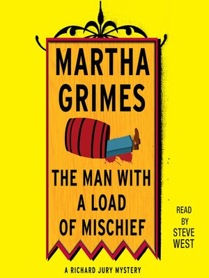 cover image of The Man With a Load of Mischief