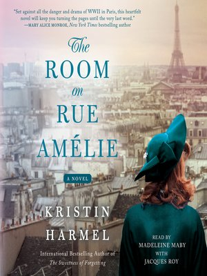 cover image of The Room on Rue Amélie