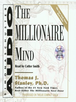 cover image of The Millionaire Mind