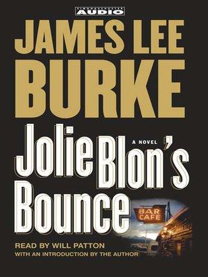 cover image of Jolie Blon's Bounce