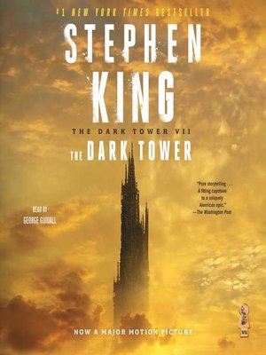 cover image of The Dark Tower