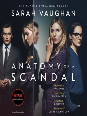 cover image of Anatomy of a Scandal