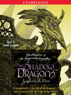 cover image of The Shadow Dragons