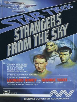 cover image of Strangers from the Sky