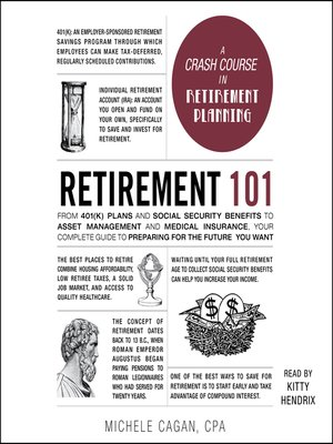 cover image of Retirement 101