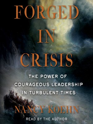 cover image of Forged in Crisis