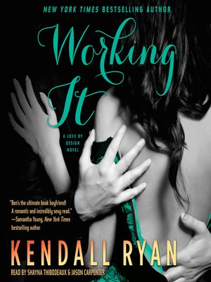 cover image of Working It
