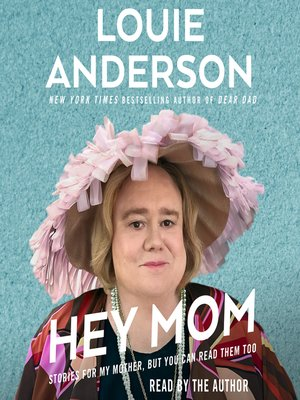 cover image of Hey Mom