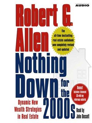 nothing down robert allen pdf