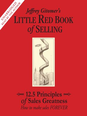 cover image of The Little Red Book of Selling