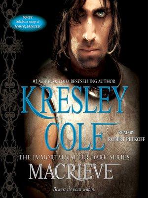 cover image of MacRieve