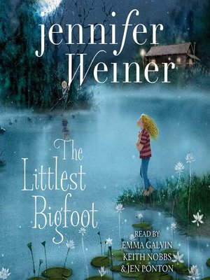 cover image of The Littlest Bigfoot