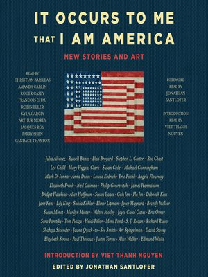 cover image of It Occurs to Me That I Am America