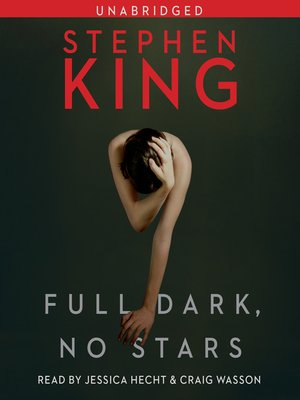 cover image of Full Dark, No Stars