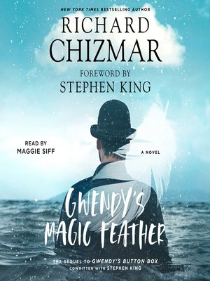 cover image of Gwendy's Magic Feather