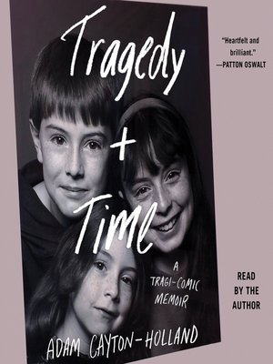cover image of Tragedy Plus Time