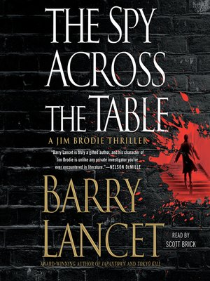 cover image of The Spy Across the Table