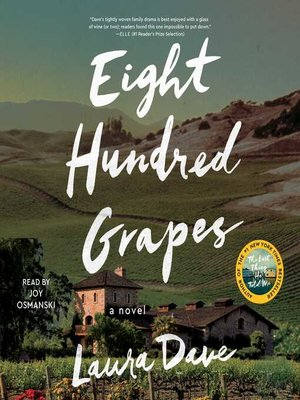 cover image of Eight Hundred Grapes