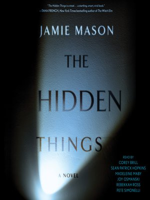 cover image of The Hidden Things