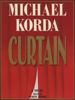 cover image of Curtain