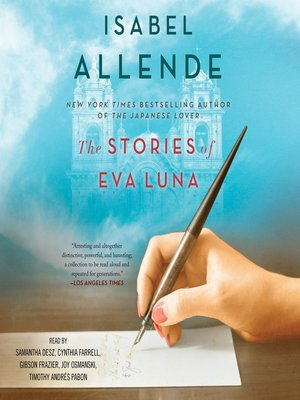 cover image of The Stories of Eva Luna