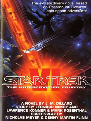 cover image of Star Trek VI