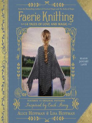cover image of Faerie Knitting