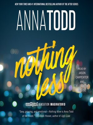 cover image of Nothing Less