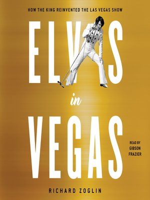 cover image of Elvis in Vegas