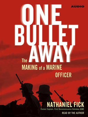 cover image of One Bullet Away