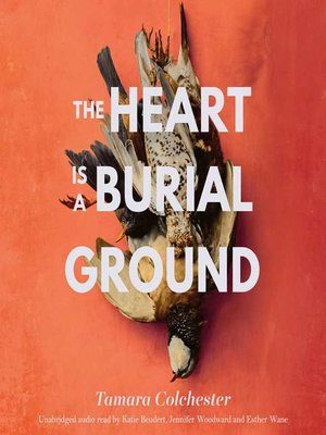 cover image of The Heart Is a Burial Ground
