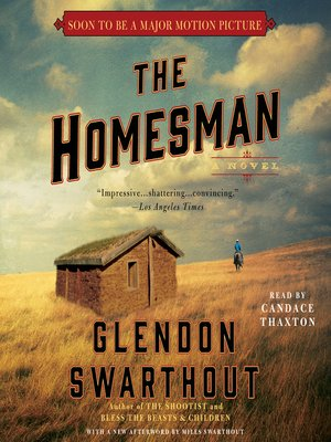 cover image of The Homesman