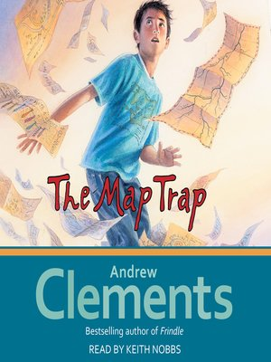 cover image of The Map Trap