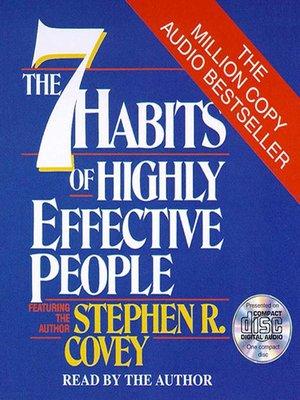 Stephen R Covey Overdrive Rakuten Overdrive Ebooks Audiobooks